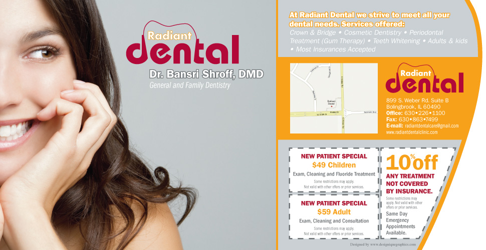 RadiantDental specials